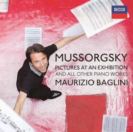 Baglini / Mussorgsky: pictures at an exhibition and all other piano works