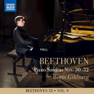 Beethoven Piano Sonatas Vol 9